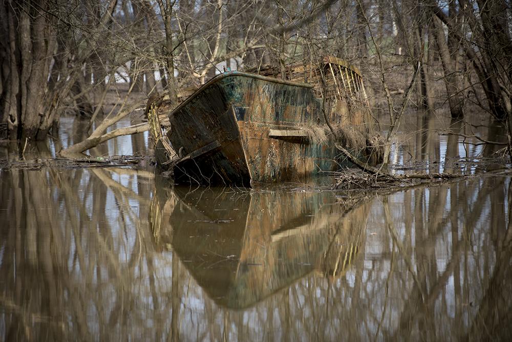 Ghost Ship Ohio Pics