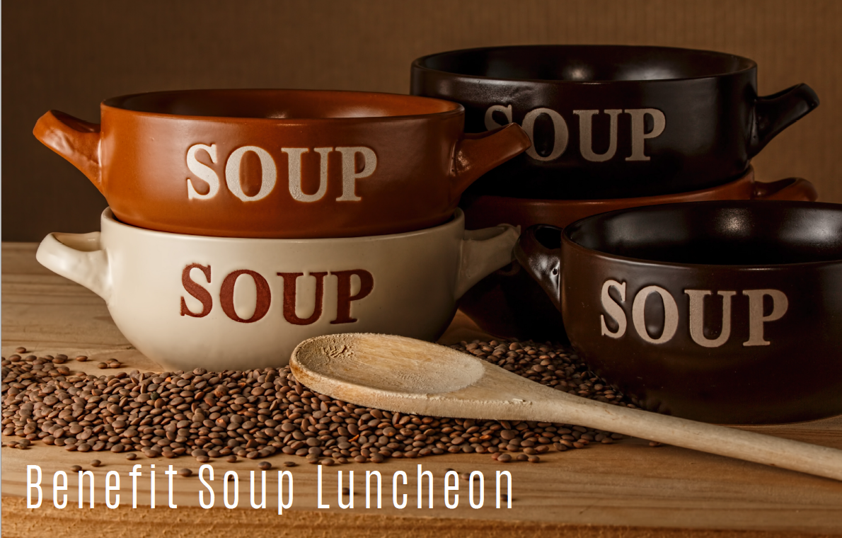 Benefit Soup Luncheon