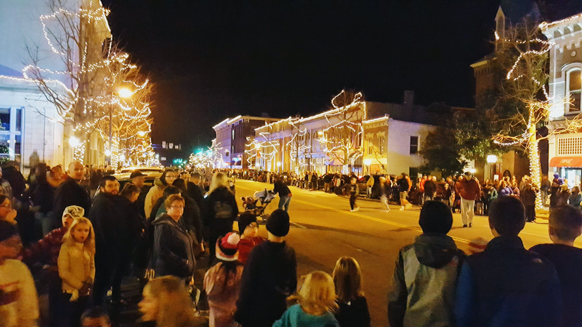 2019 Danville Christmas Tree Lighting and Parade