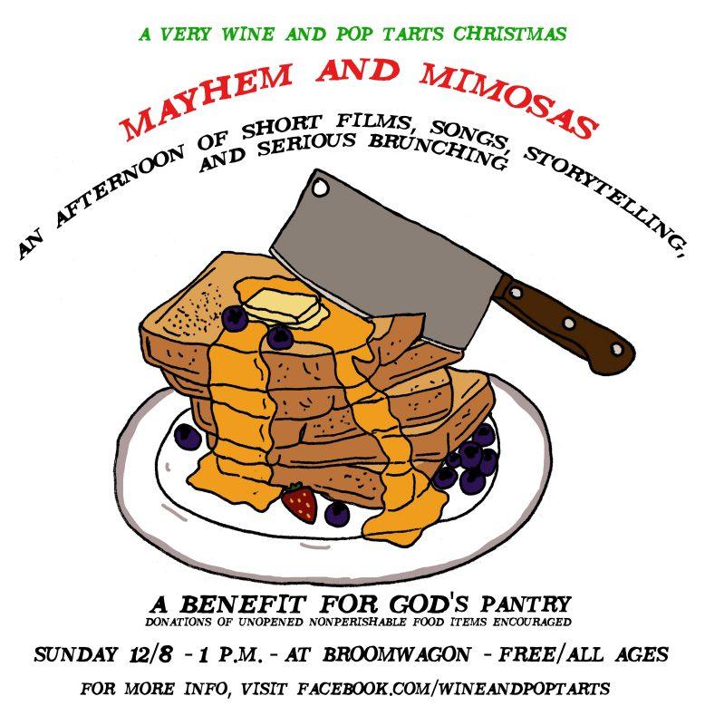 Mayhem & Mimosas (A Very Wine & Pop-Tarts Christmas VI)