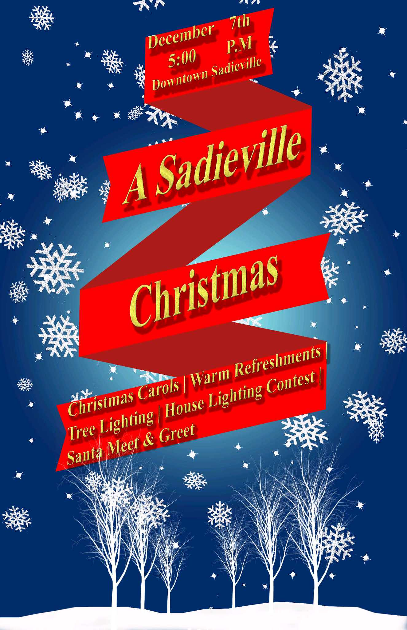 A Sadieville Christmas
