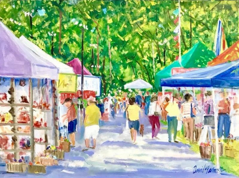 Danville Art Festival at Constitution Square –  CANCELED