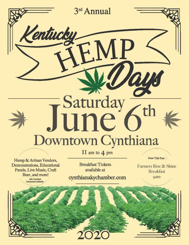 Kentucky Hemp Days