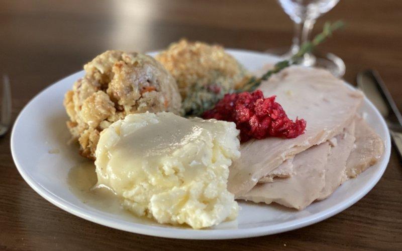 Thanksgiving Dinner To Go