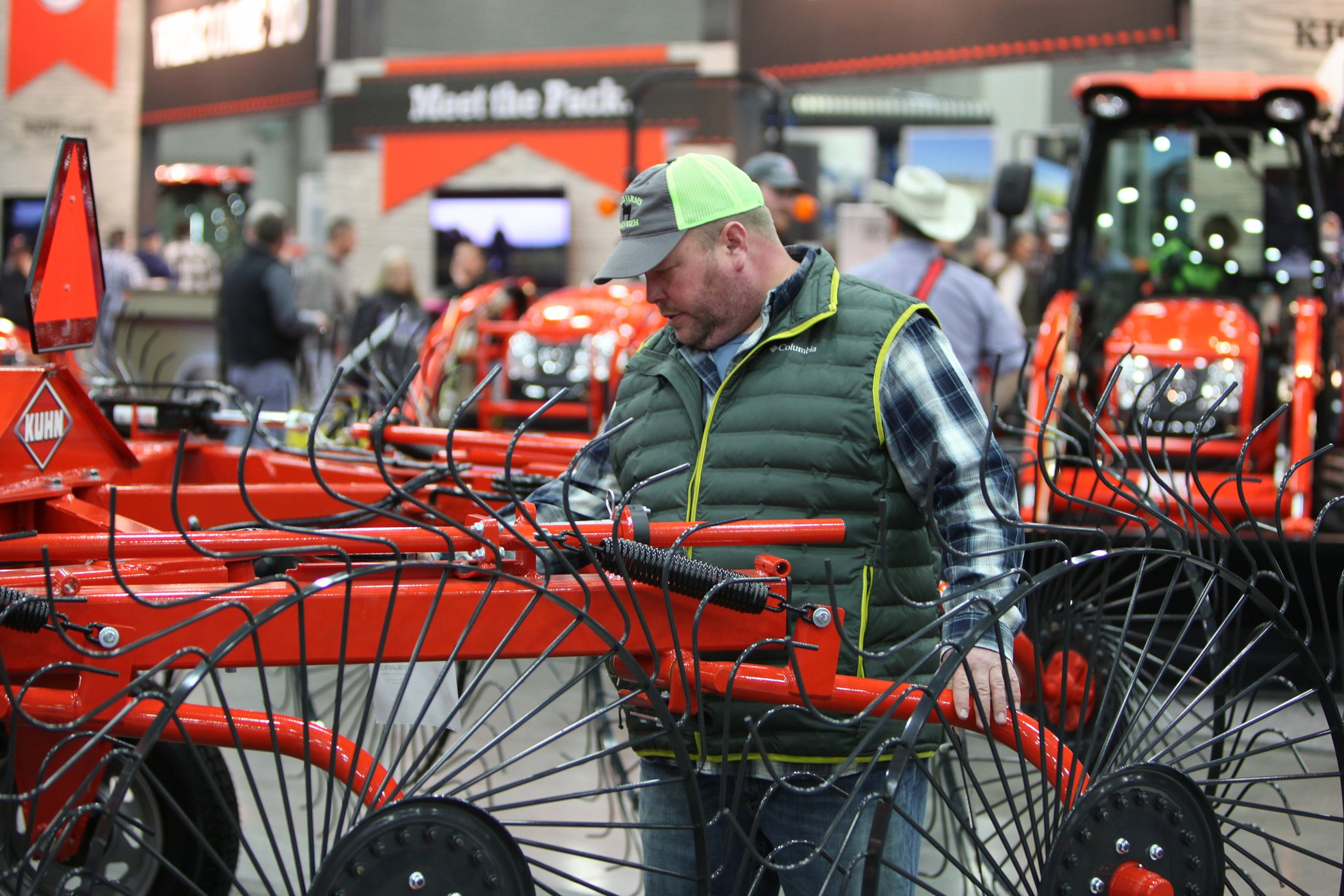 2021 National Farm Machinery Show And Championship Tractor Pull Dates Announced Kentucky Living