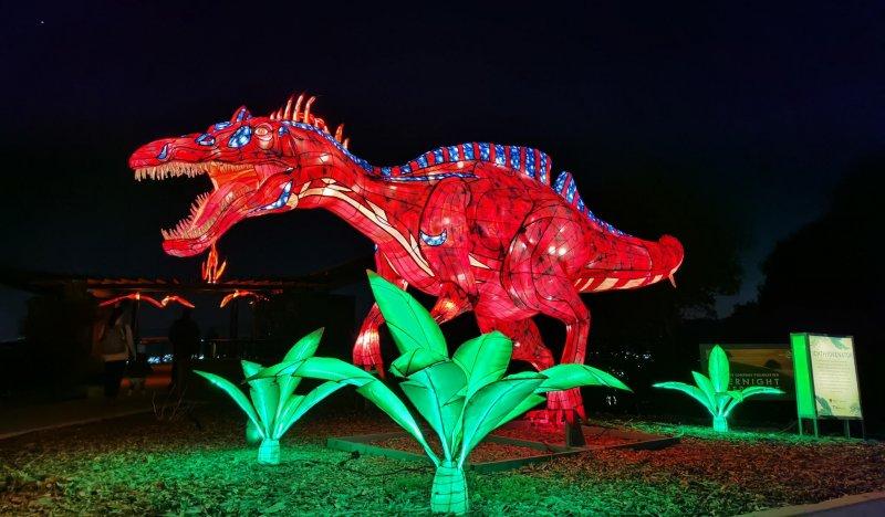 Wild Lights at the Louisville Zoo