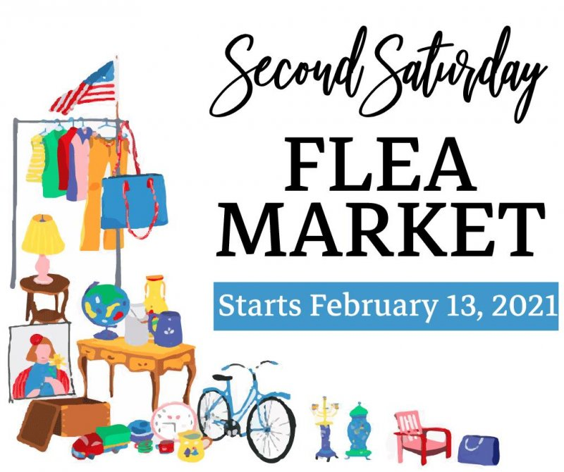 Second Saturday Flea Market