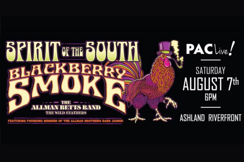 The Spirit of the South Tour w/ Blackberry Smoke