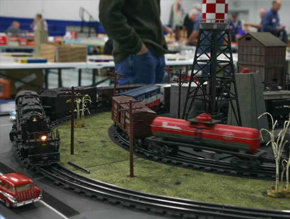 Kentucky Railway Museums Annual Train Show and Sale