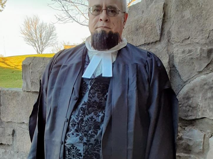 Right Reverend Charles Quintard