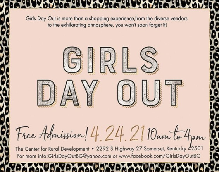 Girls Day Out Spring 2021