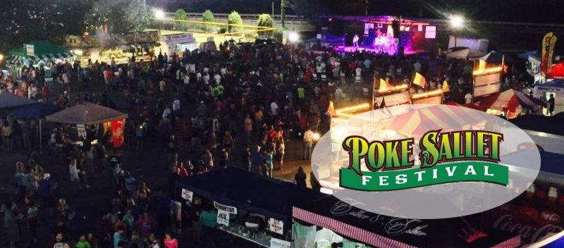 Poke Sallet Festival