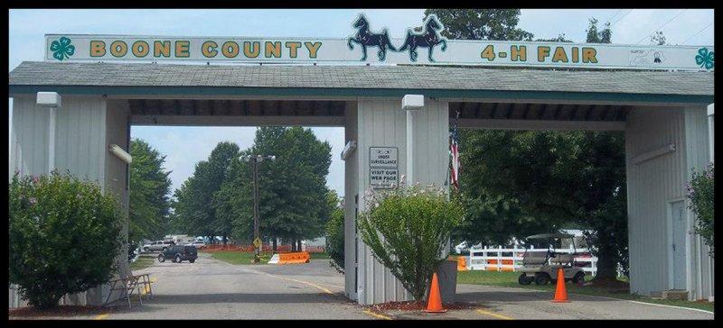 Boone County 4-H & Utopia Fair