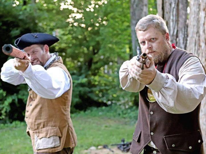 James Harrod: The Battle for Kentucky