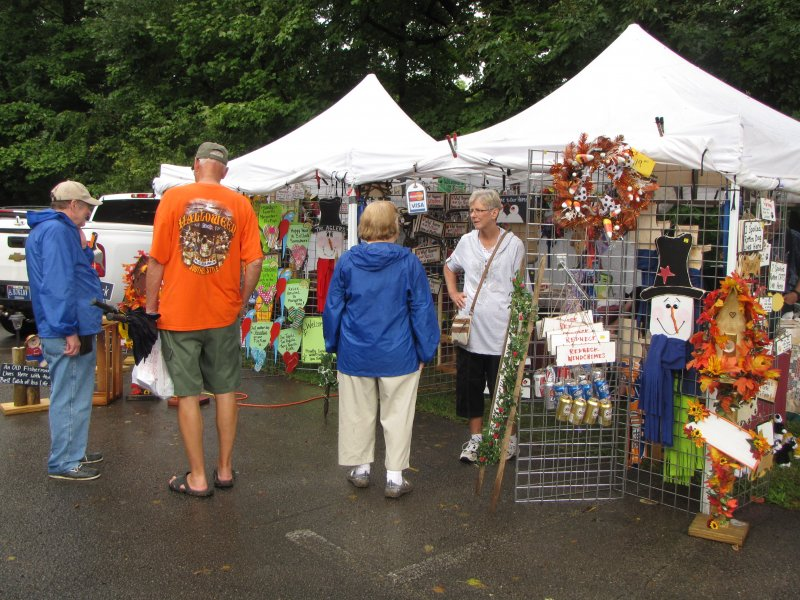 Lions Arts and Crafts Festival at Audubon State Park