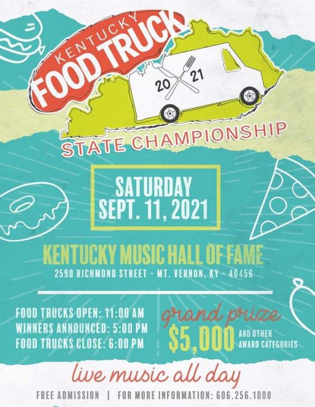 Kentucky Food Truck State Championship
