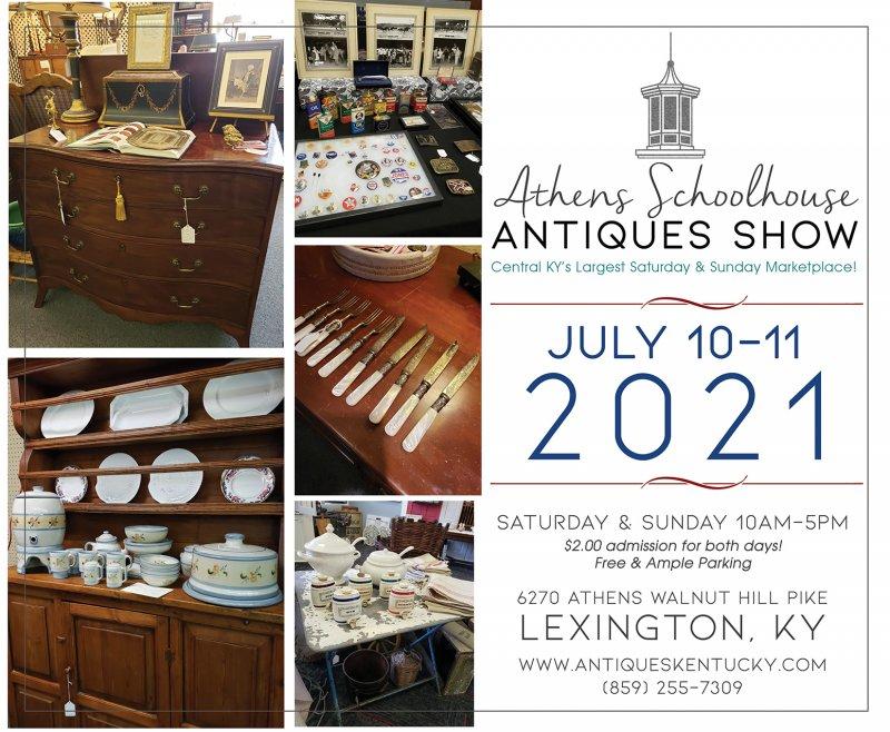 Athens Schoolhouse Antiques Show