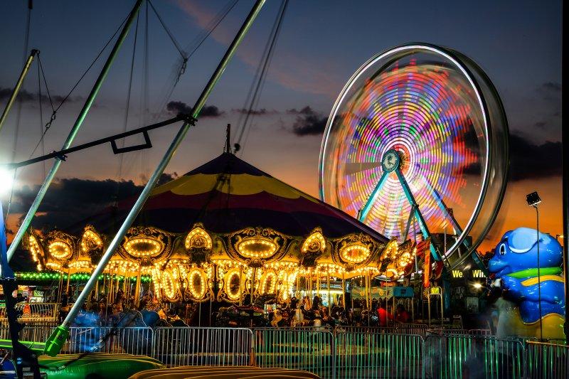 Kentucky State Fair (August 19-29)