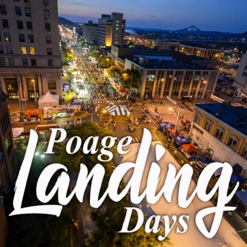 Poages Landing Days