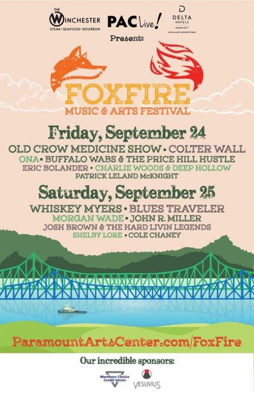 Fox Fire Music & Arts Festival