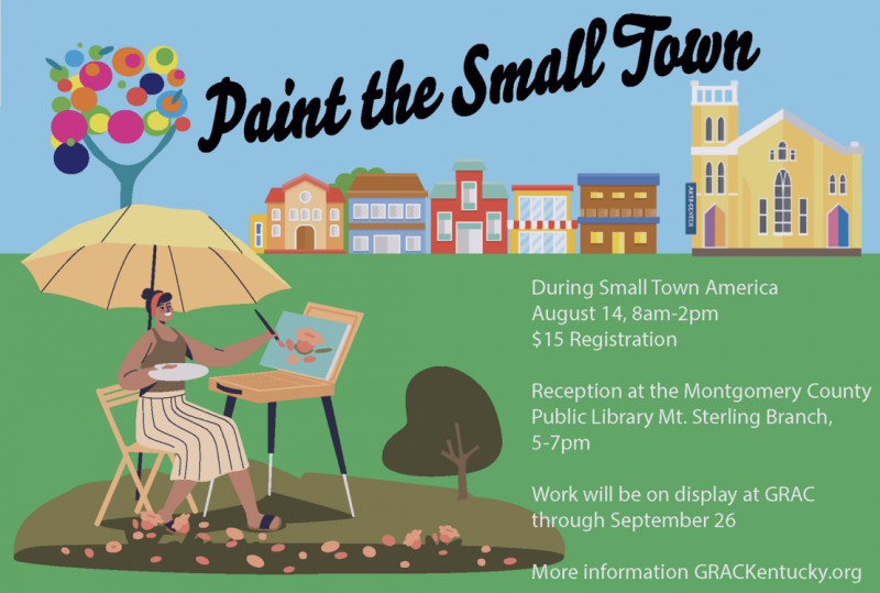 Paint the Small Town
