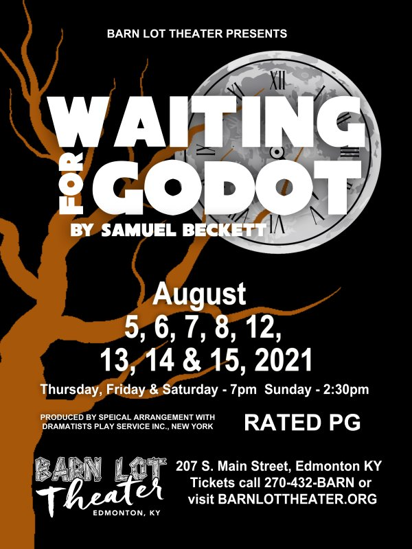 Barn Lot Theater Presents: Waiting for Godot