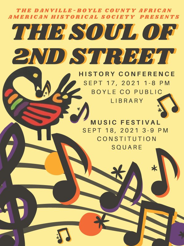 Soul of Second Street Festival and History Conference