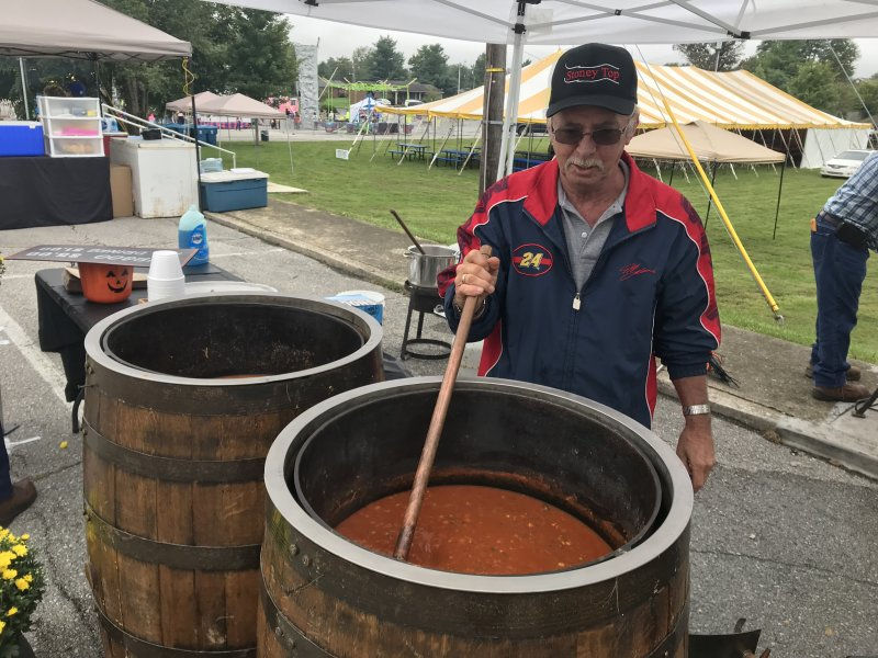 2021 Anderson County Burgoo Festival