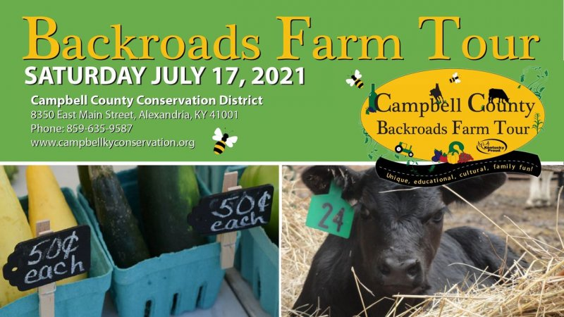 Campbell County Backroads Farm Tour