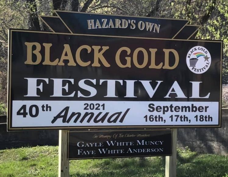 Black Gold Festival, Sept 16-18