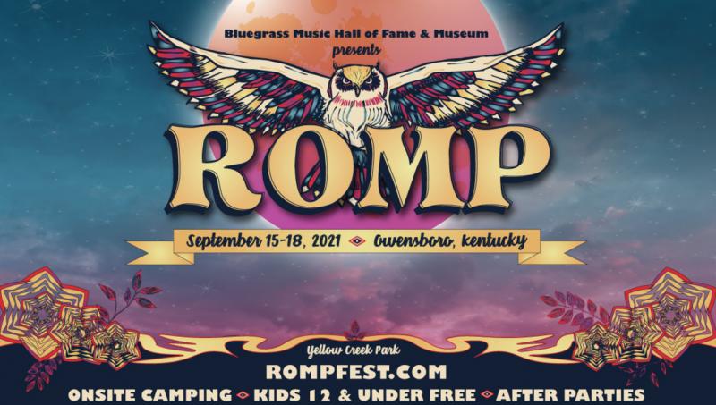 ROMP Fest, Sept. 15-18