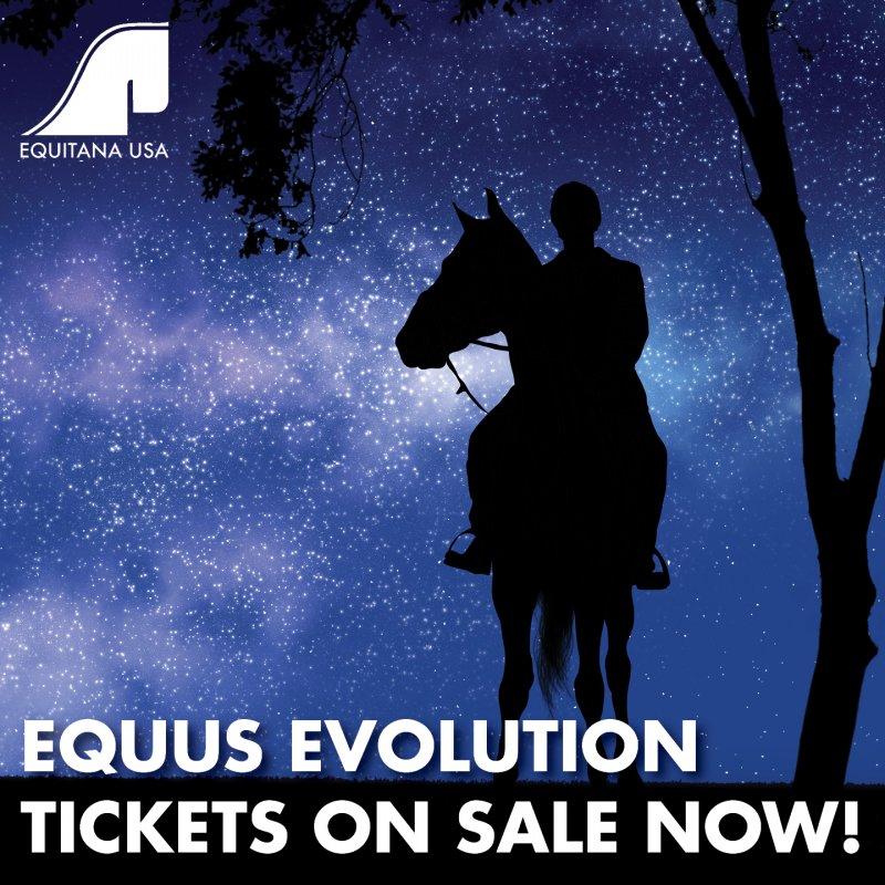 EQUUS Evolution Evening Show