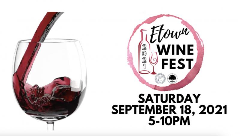 Elizabethtown Wine Fest