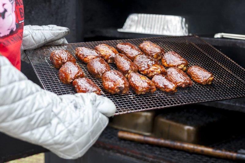 Big Buffalo Crossing BBQ Cook-off, Oct. 15-16