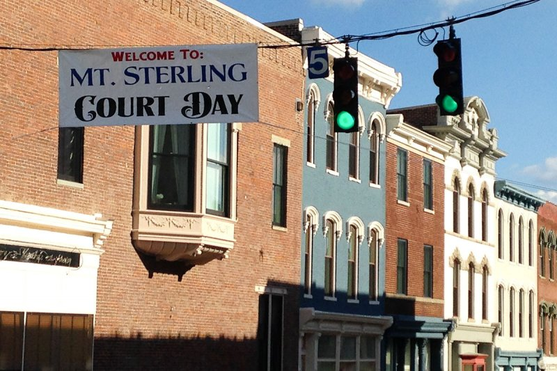 Mt. Sterling Court Day, Oct. 15-18