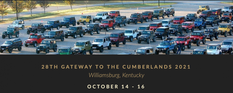 Gateway to the Cumberlands, Oct. 14-16