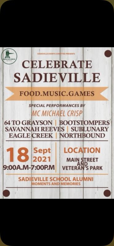 Celebrate Sadieville