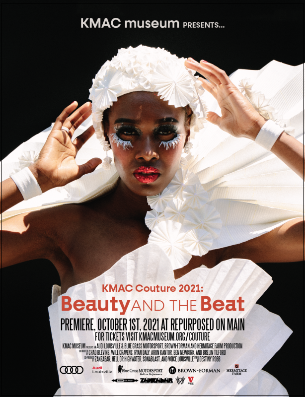 KMAC Couture 2021: Beauty and the Beat, A Live Film Screening Event