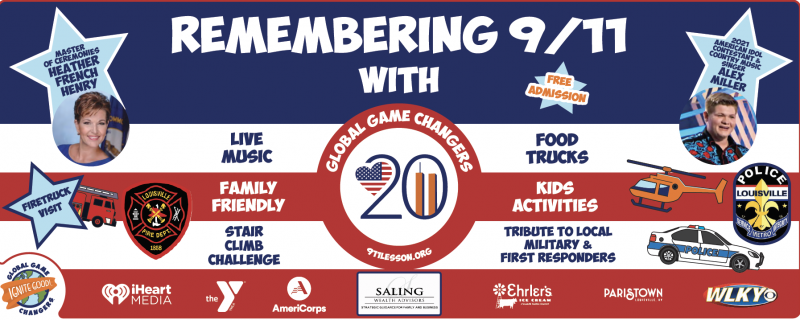 Remembering 9/11 with Global Game Changers