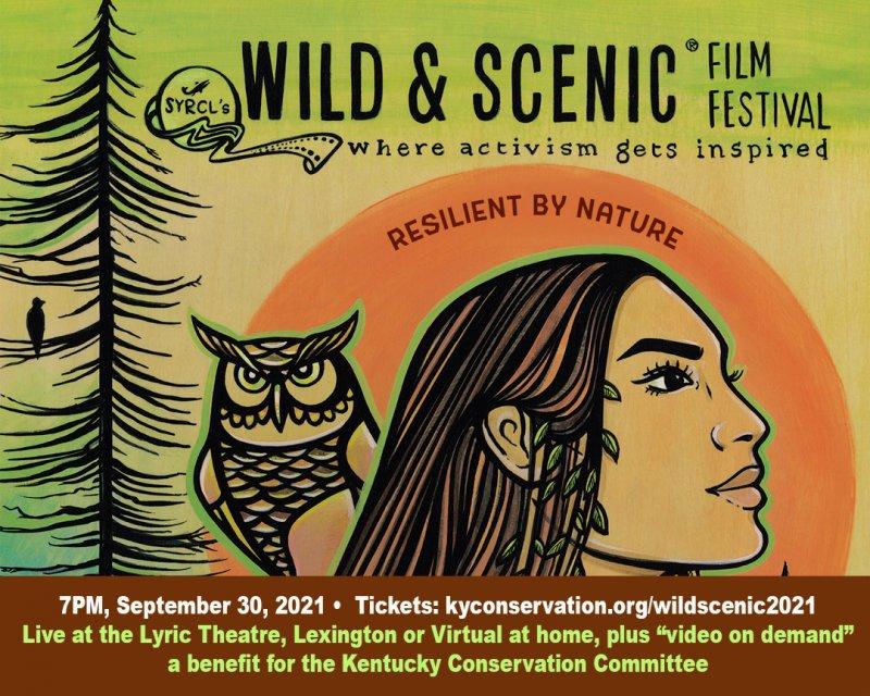 Wild & Scenic Film Festival – Live and Virtual