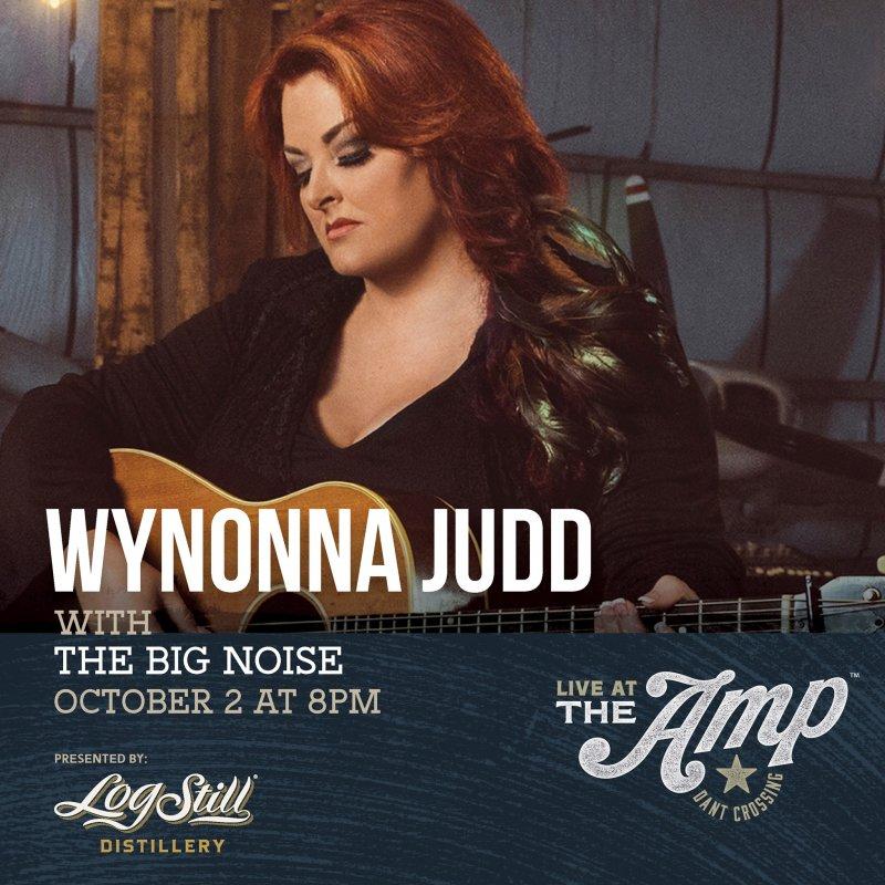 Wynonna Judd Live at The Amp