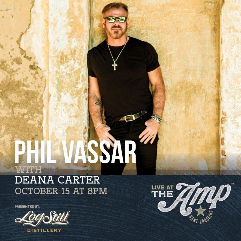 Phil Vassar Live at The Amp