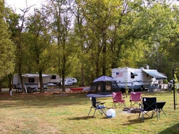 Camper's Thanksgiving, Nov. 5-7
