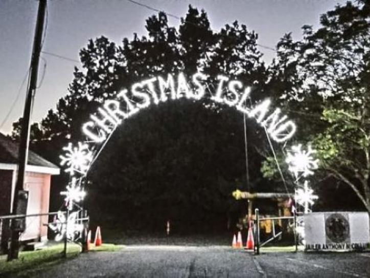 Christmas Island, Nov. 26-30