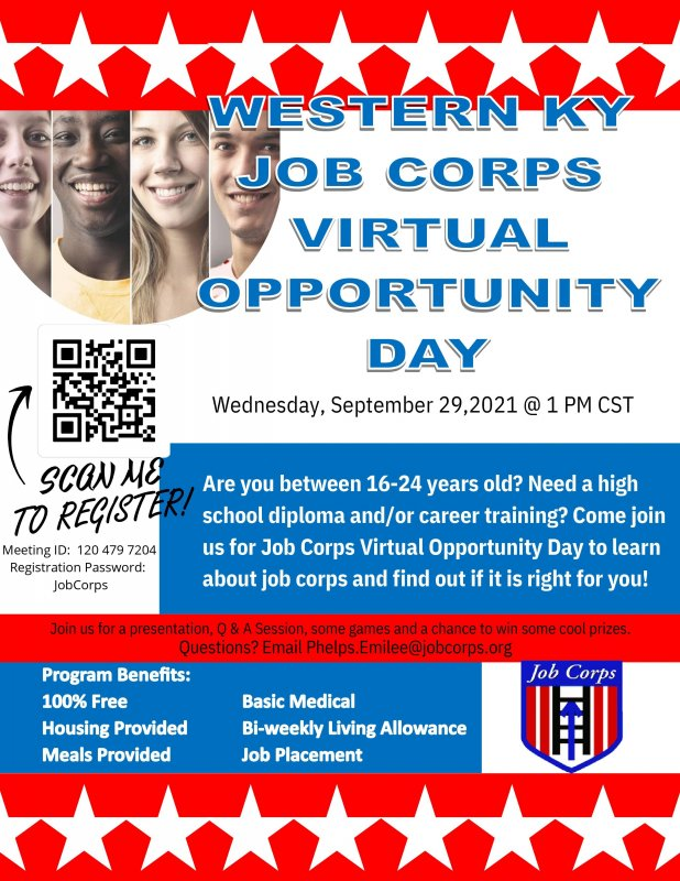 Western KY Job Corps Opportunity Day