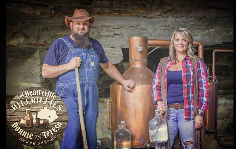 Moonshine Tour and Tasting, Beattyville, KY