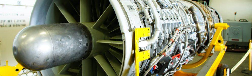 an aero machine in the aerospace