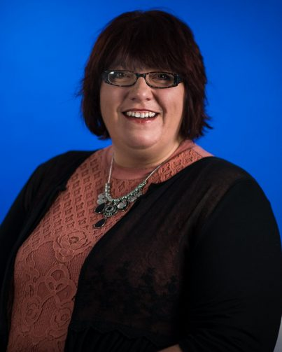 Angie McCallister