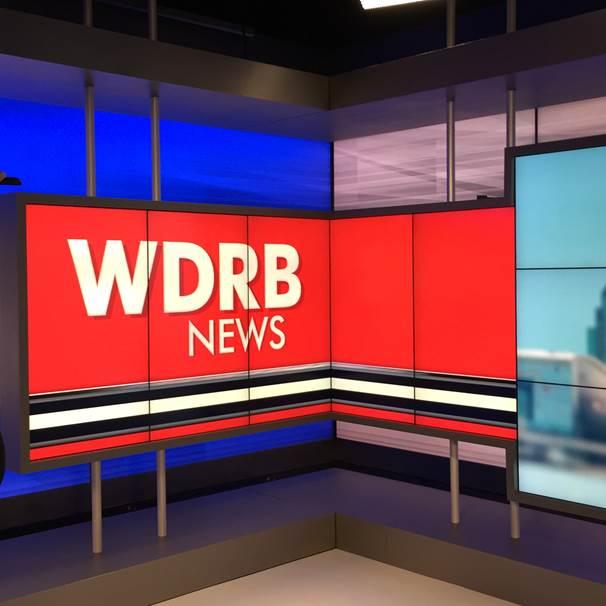 WDRB NEWS TV STUDIO - Trinity Dynamics