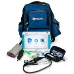 telemedicine backpack kit